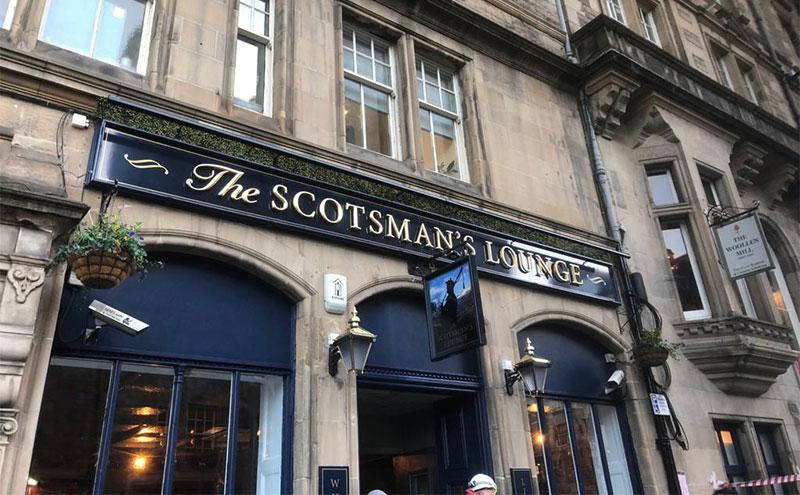 Scotsman's Lounge
