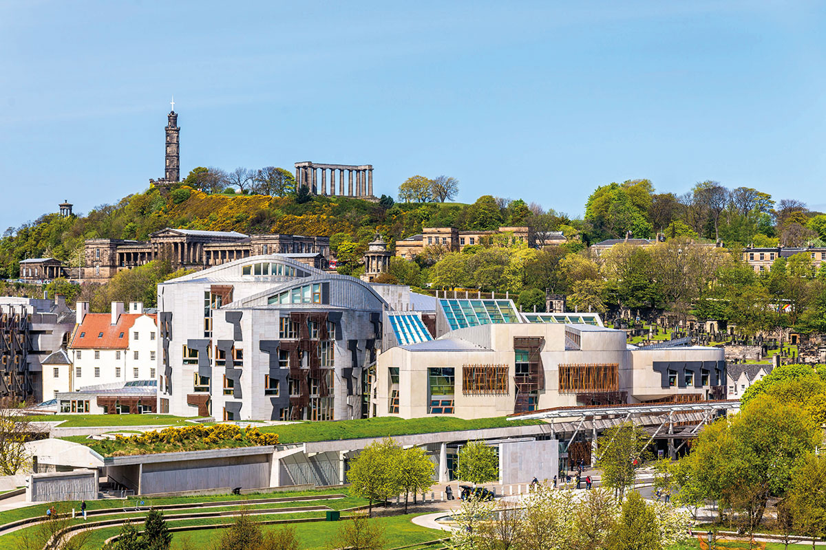 The-Scottish-Parliament