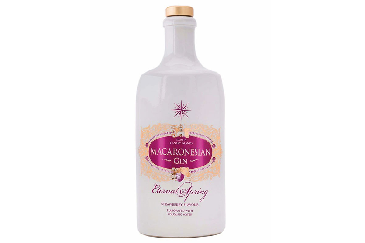 The Macaronesian gin is now in the UK