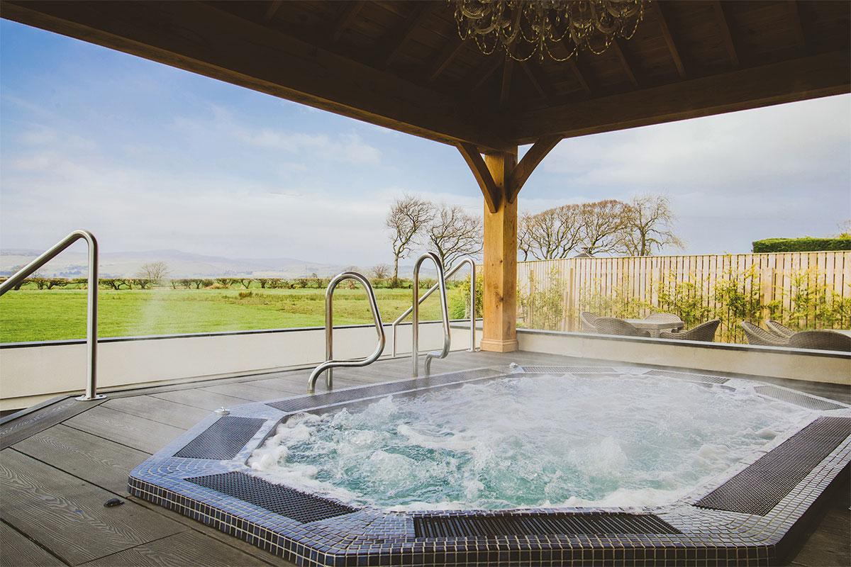 Bowfield new Hydro pool