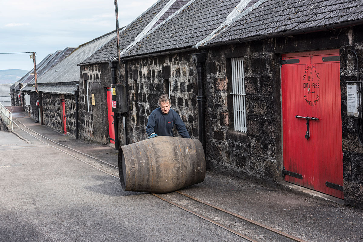 Glenfarclas-Distillery