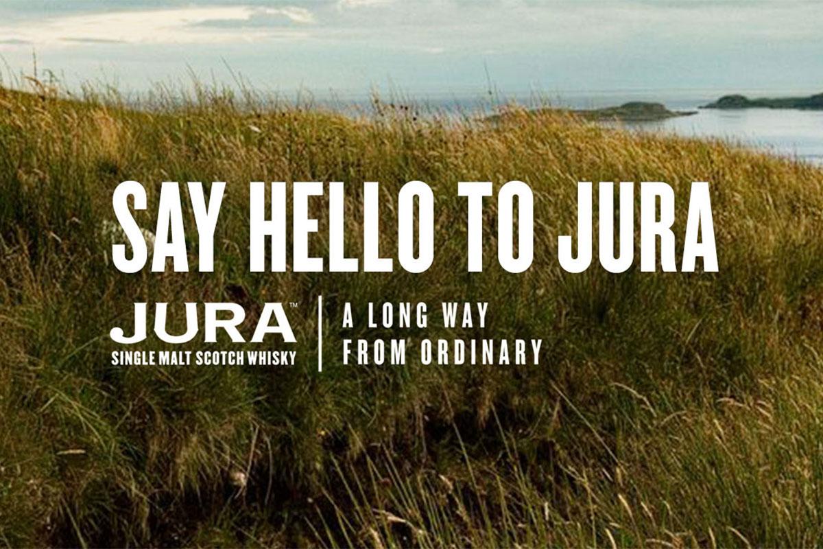 Say hello to Jura