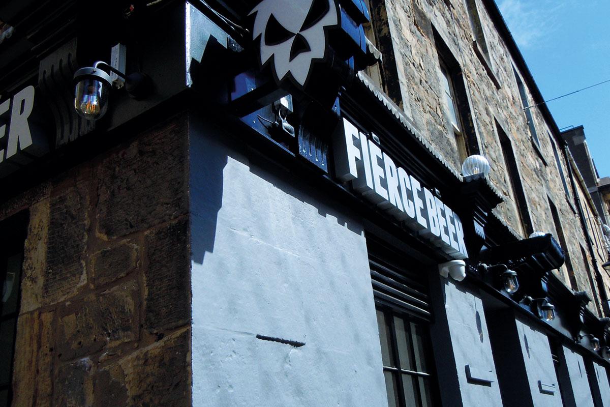 Fierce-Beer-bar-Edinburgh