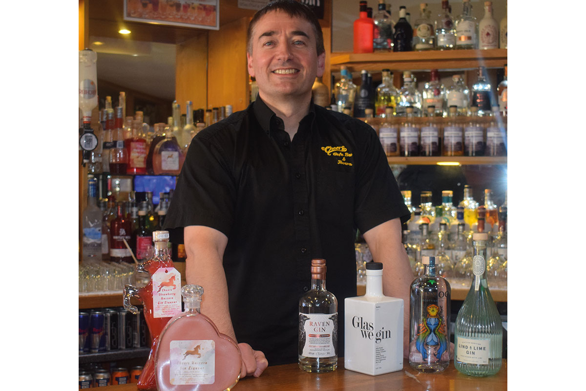 Dennis Forsyth, Cheers Cafe Bar & Tavern