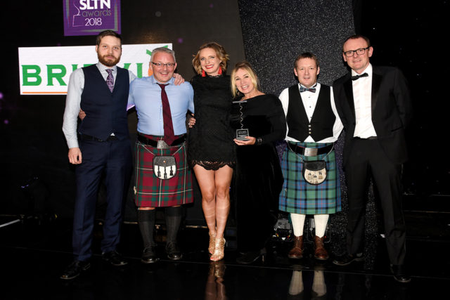 MacGregors Bar wins SLTN Concept Venue of the Year 2018 in association with Britvic