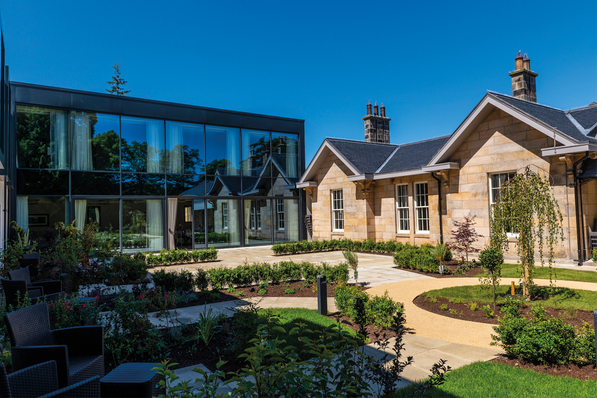 Luxury hotel Ness Walk opens in Inverness