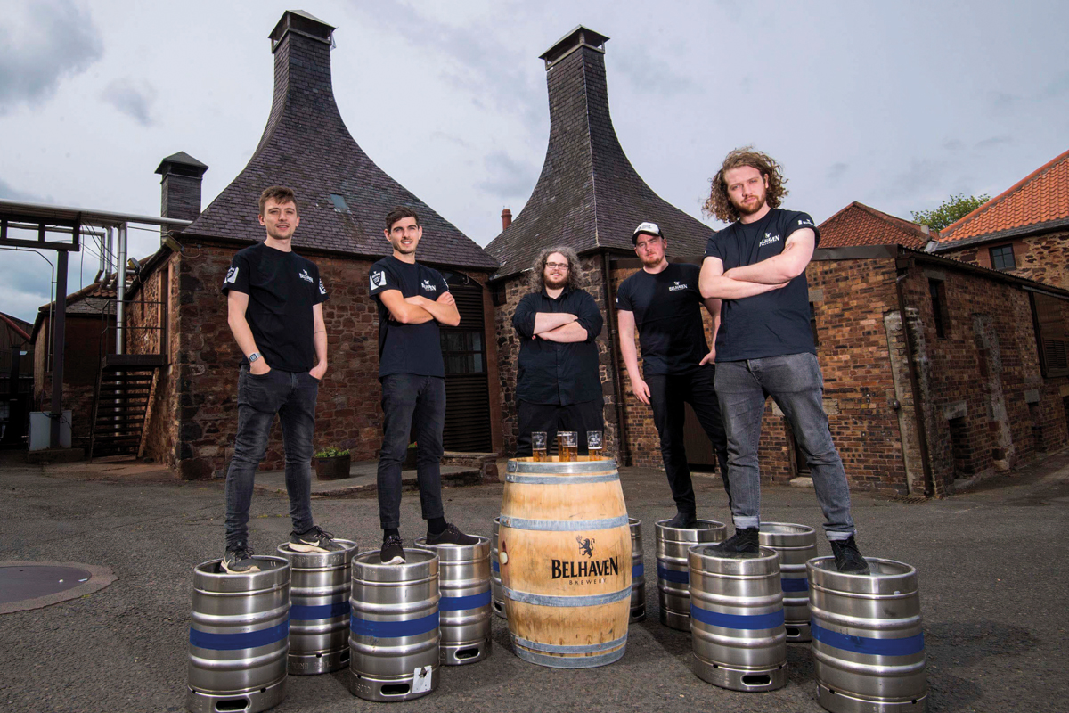 Elephant Sessions at Belhaven Brewery