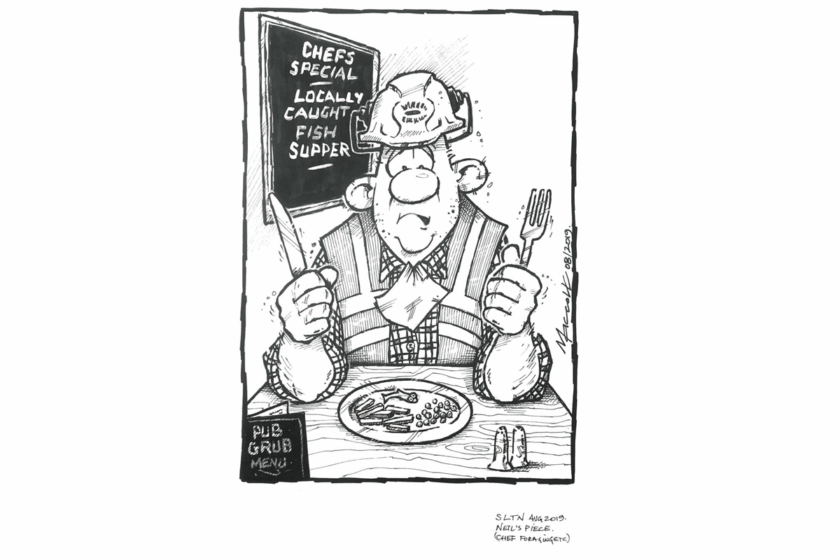 No-nonsense Neil cartoon Aug8 2019