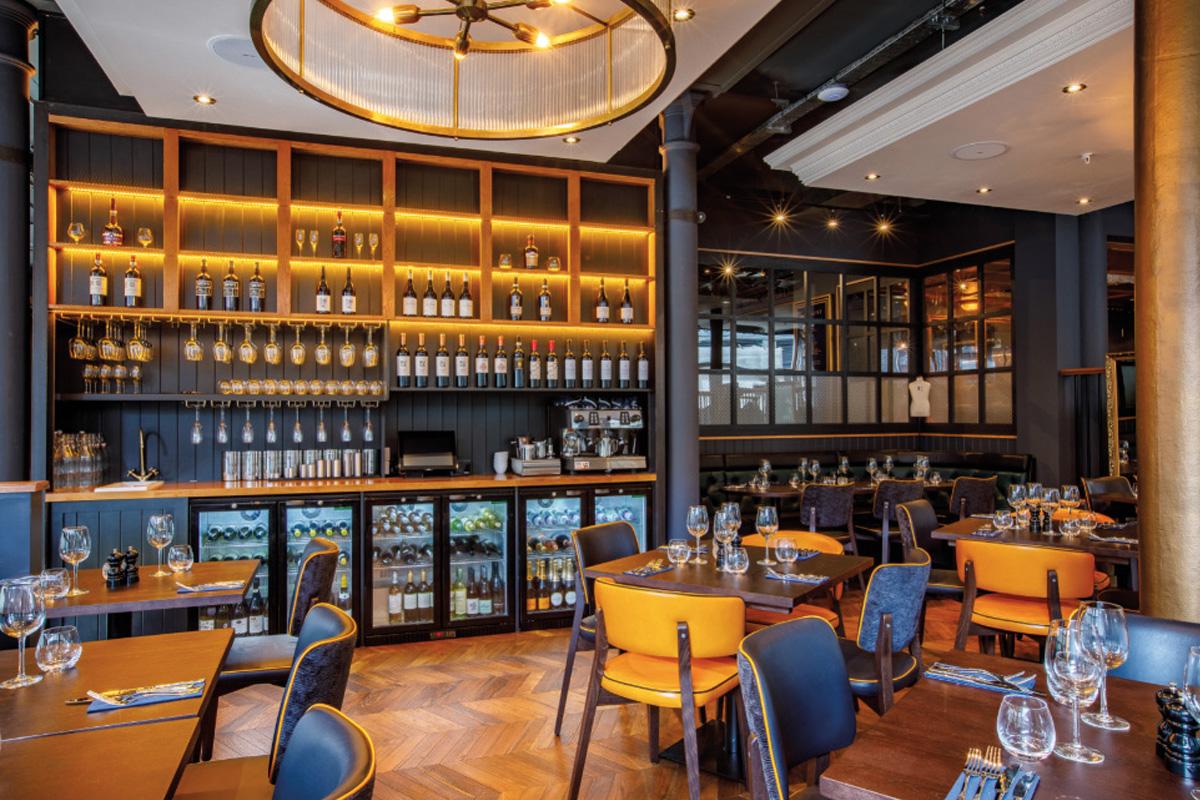 Esslemont Bar & Restaurant