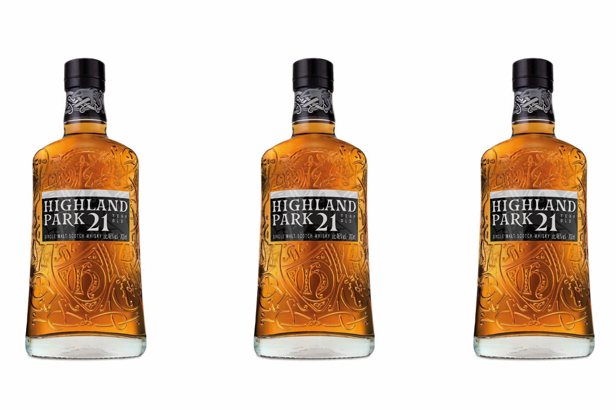 Highland Park 21 year old expression