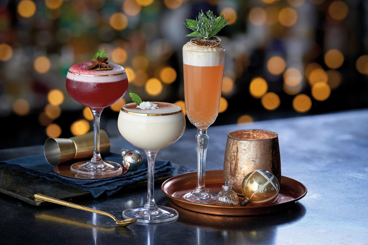 Pernod Ricard christmas drinks