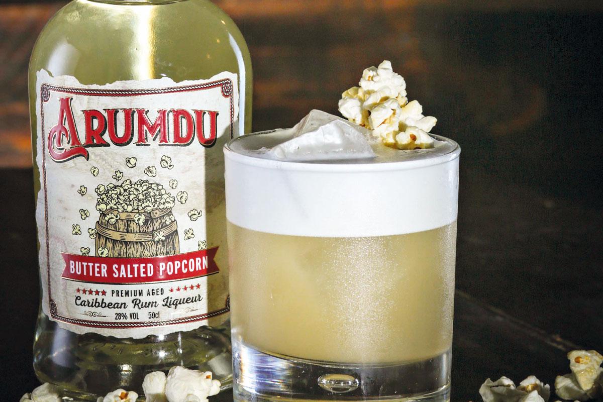 Arumdu rum liqueurs