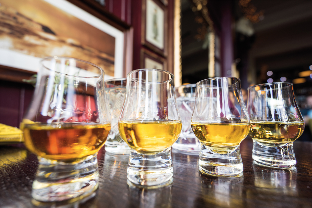 whisky-selection-must-be-varied